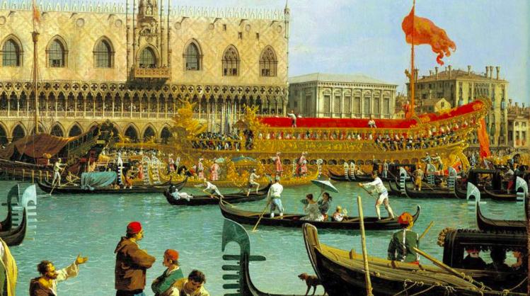 02 picture - Venice Dogan's Palace