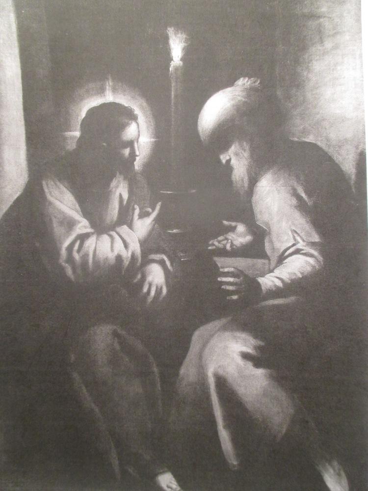 Christo e il Fariseo - Palma il Giovane (Kopie)