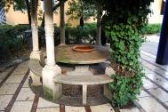 11 Secret Gardens of Venice - giardino-collezione-guggenheim-gazebo