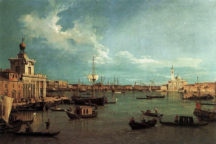 05 picture - painting by Canaletto