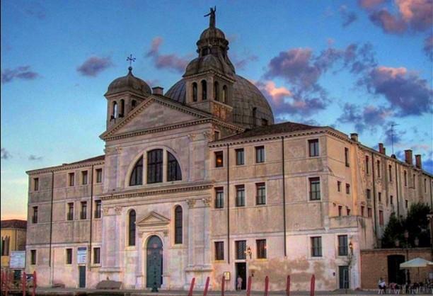picture 1 - Chiesa delle zitelle - where Plmina was music teacher to teach beautiful poor girls