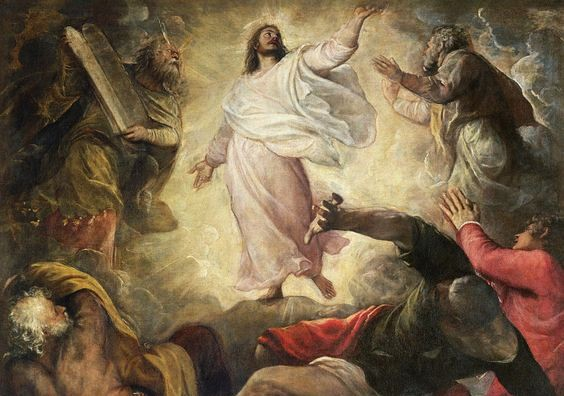 picture 2 - Transfigurationa by Titian