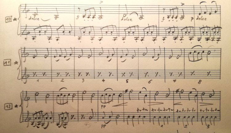 05 - 2018-10-24 Violin and Viola »Duo Dialogue - Palma il Giovane 152 - Gondola over Mars«.jpg