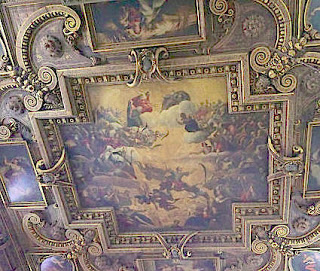 picture palma il giovane's huge painting in san zulian