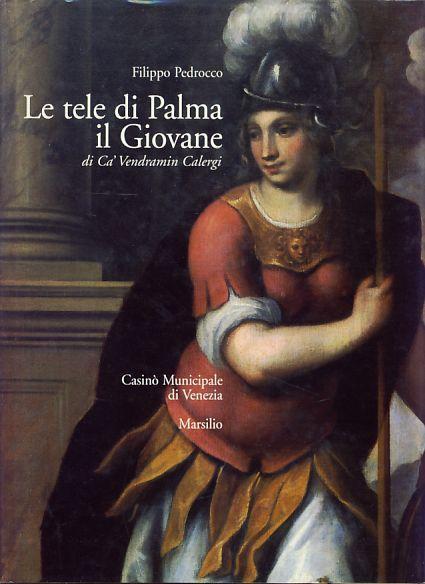 picture - palmina secretly painted body guard by palma il giovane in venice, palazzo vendramin