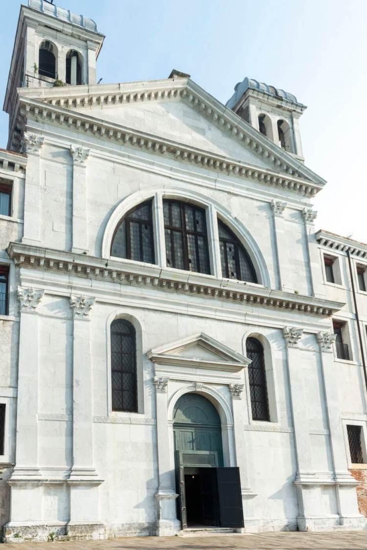picture - Venezia chiesa delle zitelle