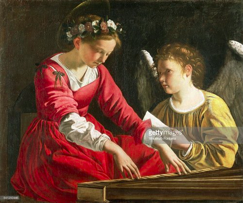 picture 1 -Orazio_Gentileschi_-_Saint_Cecilia_Playing_the_Spinnet.png
