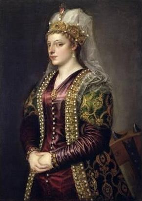 Portrait_of_Caterina_Coronaro_1542_uffizi_florence_Titian (1)