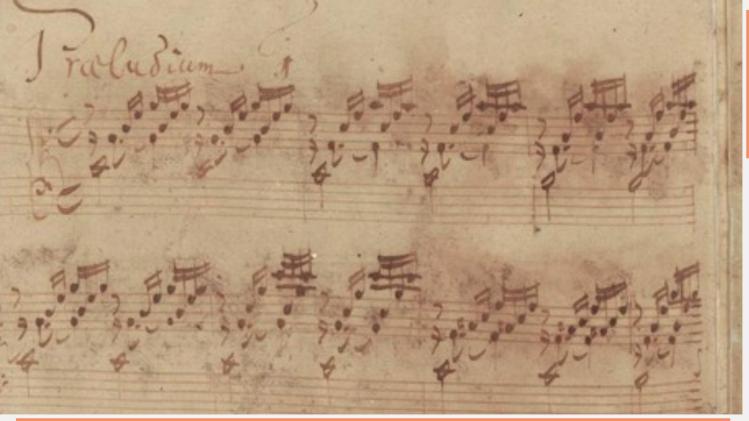 246 Praeludium in C BWV 846