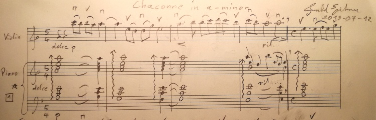 01 Chaconne in a-minor by Gerald Spitzner (Vl+Kl) (Palma il Giovane) IMG_20190713_143010.jpg