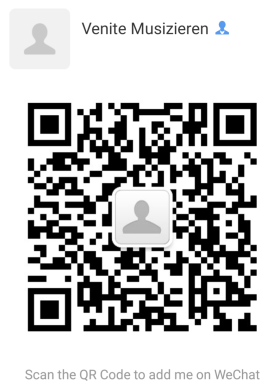 15 picture - scann QR Code to connect via Wechat