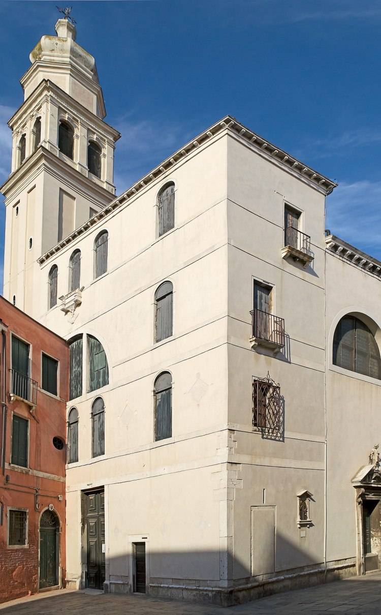 picture 1 - Chiesa Sant' Antonin where Palma painted the whole year 1596 on the paintings about the life of San Saba.jpg