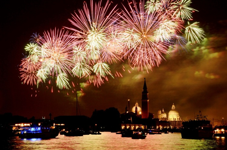 picture 5 - Fireworks in Venice, San Marco Place.jpg