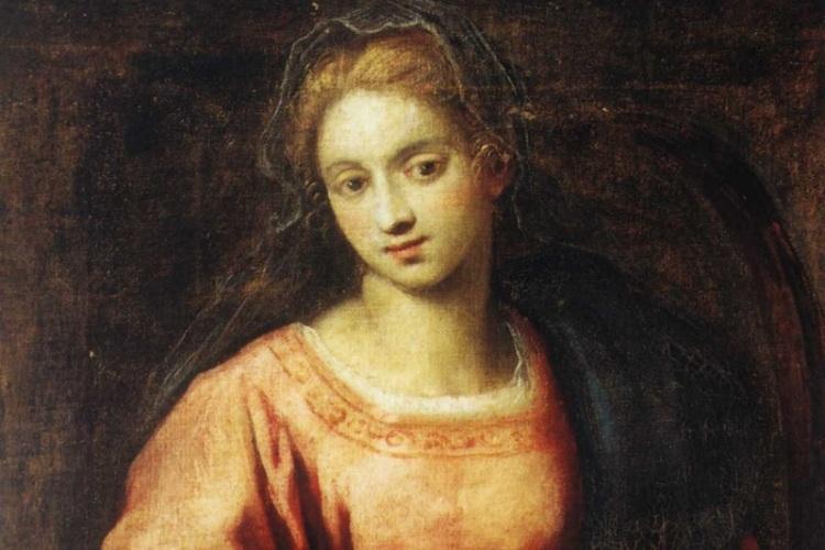 picture - Santa Lucia Jacopo Palma il Giovane Chiesa dei SS. Geremia e Lucia Venezia.jpg