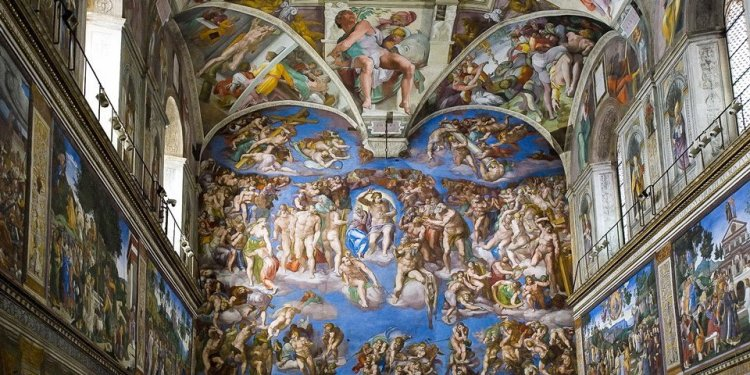Sistine-Chapel-Vatican