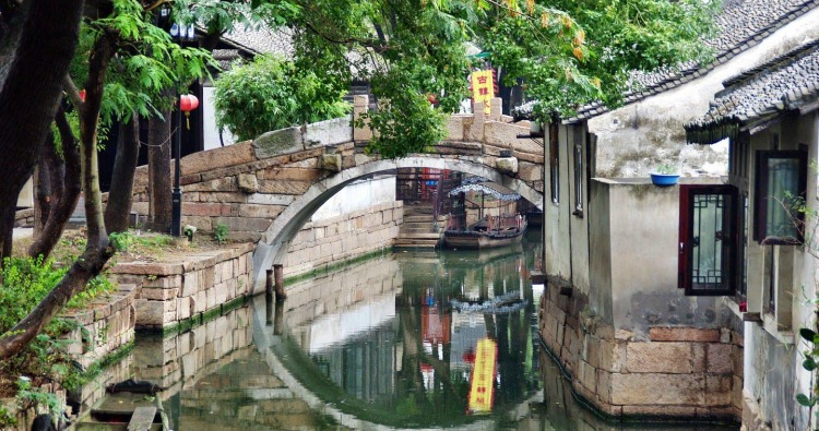 suzhou-Venice of the east