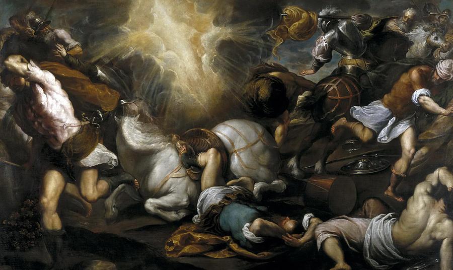 picture [1] the-conversion-of-paul-palma-il-giovane - Palma il Giovne